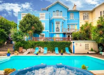 Thumbnail Hotel/guest house for sale in The Richwood Hotel, 20 Newton Road, Torquay, Devon