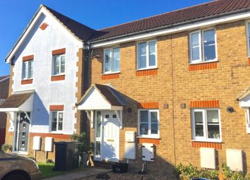 Thumbnail 2 bed terraced house for sale in Catsfield Close, Eastbourne
