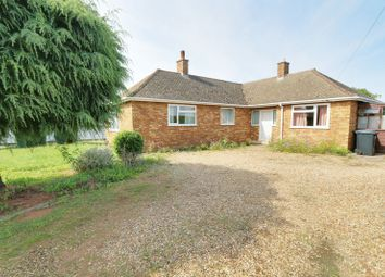 Thumbnail 3 bed detached bungalow for sale in Mildenhall Road, Fordham, Ely