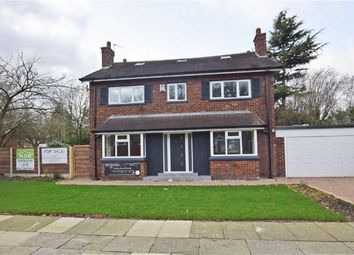 Thumbnail 4 bedroom detached house for sale in Netherwood Road, Northenden, Manchester