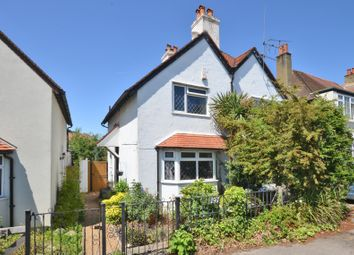 Thumbnail 2 bed semi-detached house for sale in Portsmouth Road, Cobham