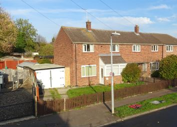 Thumbnail 3 bed end terrace house for sale in Fishers Lane, Cherry Hinton, Cambridge