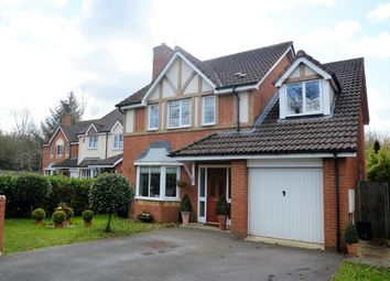 Thumbnail 3 bed detached house for sale in Harrow Way, Sindlesham