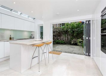 Thumbnail 4 bedroom property for sale in Cotleigh Road, West Hampstead, London