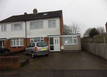 Thumbnail 4 bedroom semi-detached house for sale in Burfoote Road, Stockwood, Bristol