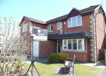 Thumbnail 5 bed detached house for sale in Lower Fields Rise, Shaw, Oldham