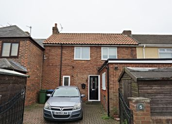 Thumbnail 3 bed terraced house for sale in Palmer Street, Durham