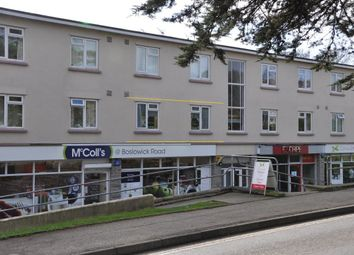 Thumbnail 2 bed flat to rent in Boslowick Road, Falmouth