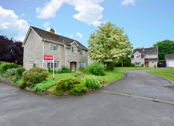 Thumbnail 4 bed detached house for sale in Churchwell Close, Bradford Abbas, Sherborne