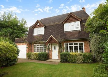 Thumbnail 4 bedroom detached house for sale in Elm Grove, Maidenhead