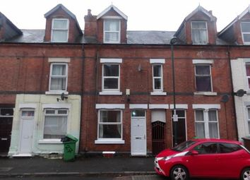 Thumbnail 4 bed terraced house for sale in Kentwood Road, Nottingham, Nottinghamshire