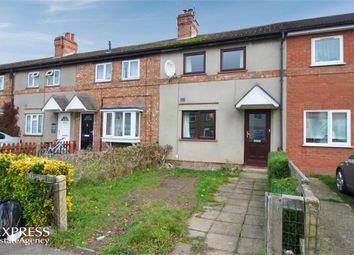 Thumbnail 3 bed terraced house for sale in Queens Road, Spalding, Lincolnshire