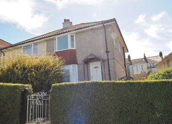 3 bed semi-detached house for sale in Long Rowden, Peverell, Plymouth PL3