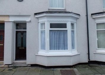 Thumbnail 3 bedroom terraced house to rent in Romney Street, Middlesbrough
