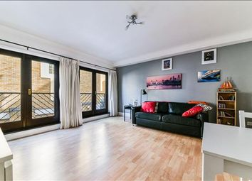 Thumbnail 1 bed flat for sale in Carronade House, 121 Wapping High Street, London