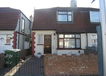 Thumbnail 2 bed terraced house to rent in Blithdale Road, London