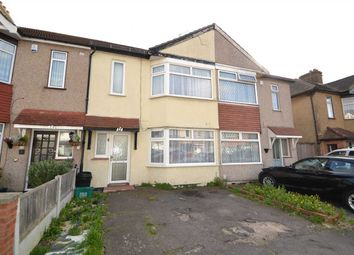 Thumbnail 3 bed terraced house for sale in Trelawney Road, Hainault, Ilford