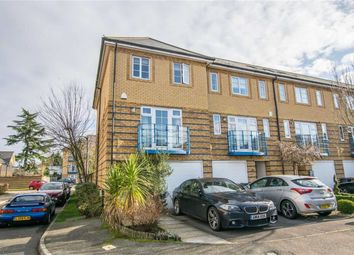 Thumbnail 4 bed end terrace house for sale in Newland Gardens, Hertford, Herts