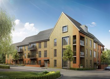 "Thumbnail 1 bed flat for sale in ""The Walmer Apartments"" at Repton Avenue, Ashford"