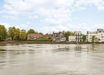 Thumbnail 5 bed property for sale in Strand On The Green, Chiswick