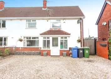 Thumbnail 3 bedroom semi-detached house for sale in Shaw Street, Culcheth