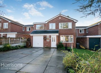 Thumbnail 4 bed detached house for sale in Greenfield Road, Atherton, Manchester.