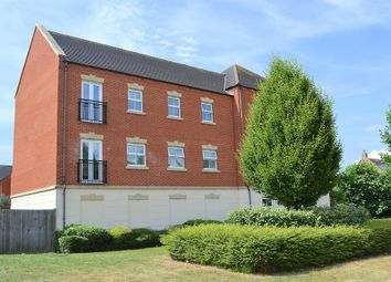 Thumbnail 2 bed flat for sale in Thacker Drive, Lichfield