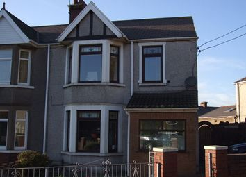 Thumbnail 3 bed semi-detached house for sale in 77 Wern Road, Margam, Port Talbot