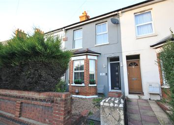 Thumbnail 2 bed terraced house for sale in Ash Road, Aldershot, Hampshire