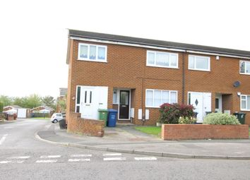 Thumbnail 2 bed flat for sale in Moorcroft Road, Dumpling Hall, Newcastle Upon Tyne