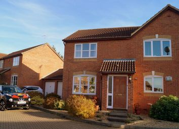 Thumbnail 2 bedroom semi-detached house to rent in Moeran Close, Brownswood, Milton Keynes