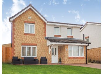 Thumbnail 4 bed detached house for sale in Birdston Drive, Stepps