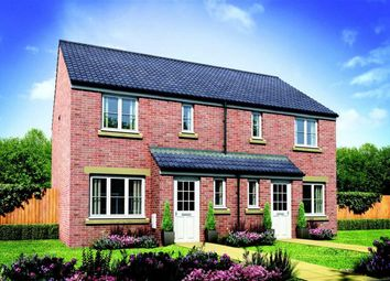 Thumbnail 3 bed detached house for sale in Clydesdale Road, Lightfoot Green, Preston