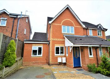 Thumbnail 3 bed semi-detached house for sale in Carey Road, Wokingham