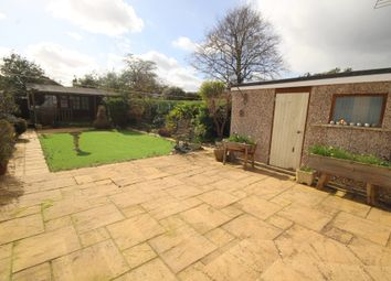 Thumbnail 2 bed semi-detached bungalow for sale in Meadway, Staines