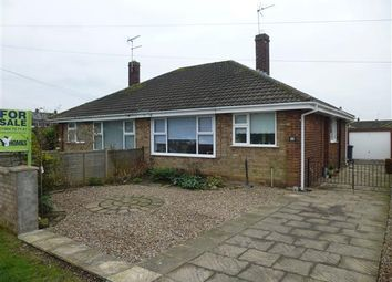 Thumbnail 2 bed semi-detached bungalow for sale in Heath Moor Drive, Fulford, York