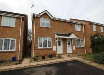 Thumbnail 2 bed end terrace house for sale in Ascot Close, Chippenham