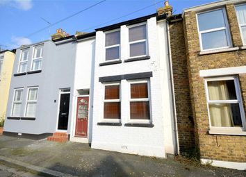 Thumbnail 2 bed terraced house for sale in Howard Road, Broadstairs, Kent
