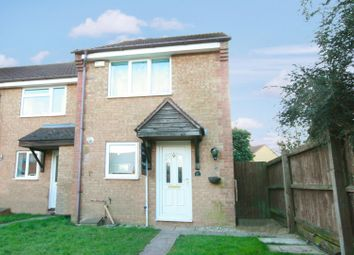 Thumbnail 2 bed semi-detached house for sale in Mill Meadow, Kingsthorpe, Northampton
