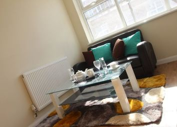 Thumbnail 1 bed flat to rent in Vaughan Street, Leicester, Leicestershire