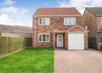Thumbnail 4 bed detached house for sale in Harness Drive, Tattershall