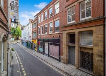 Thumbnail 2 bed flat for sale in Houndsgate Court, Houndsgate, Nottingham, Nottinghamshire