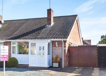 Thumbnail 2 bedroom semi-detached bungalow for sale in Ainsdale Drive, Werrington, Peterborough