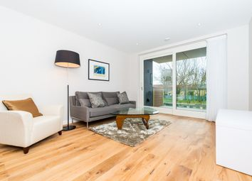 Thumbnail 2 bed flat to rent in Amberley Waterfront, Amberley Road, Maida Vale