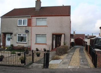 Thumbnail 3 bed semi-detached house for sale in Hurlford Road, Kilmarnock