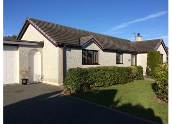 Thumbnail 3 bed detached bungalow for sale in 4 Mynydd Crafcoed, Llanddona, Beaumaris