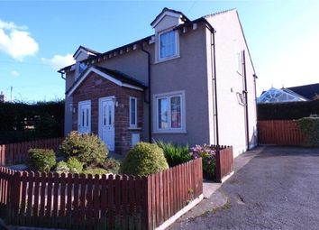 Thumbnail 2 bed semi-detached house to rent in The Sands, Brampton, Cumbria