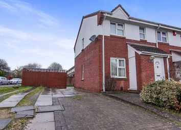 Thumbnail 2 bedroom end terrace house for sale in Bickford Close, Barrs Court, Bristol