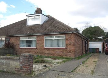 Thumbnail 3 bed bungalow for sale in South Hill Close, Thorpe St Andrew, Norwich