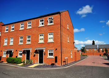 Thumbnail 4 bed property for sale in Arnhem Way, Saighton, Chester